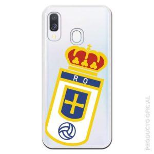 Comprar carcasa móvil Real Oviedo regalo original oviedistas