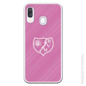 Comprar funda rayo vallecano rosa futbol femenino rayo vallecano oficial regalo original para aficionados del rayo