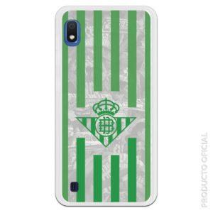 Funda para Samsung Real Betis fondo afición escudo verde