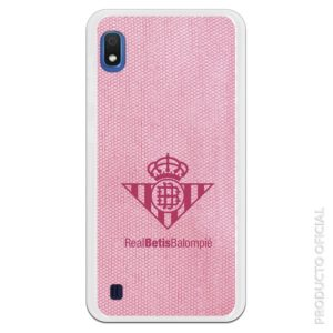 Funda para móvil Escudo Rosa y fondo textura rosa
