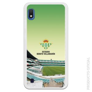 Carcasa móvil Iphone 12 - 12 pro Estadio Benito villamarín Real Betis fondo estadio