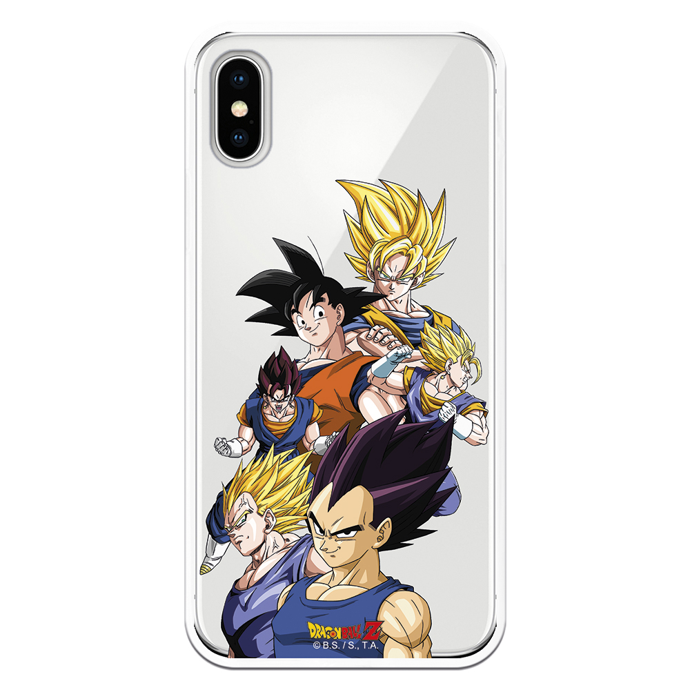 funda dragon ball