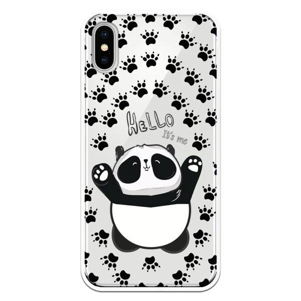 funda oso panda