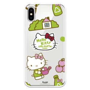 Funda móvil Hello kitty Love earth more Ecologicas fundas bonitas