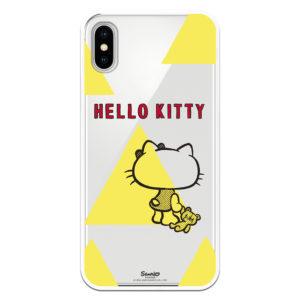 funda hello kitty amarillo