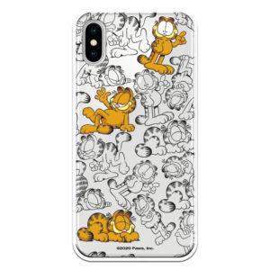 Funda Garfield con Dibujos y transparente