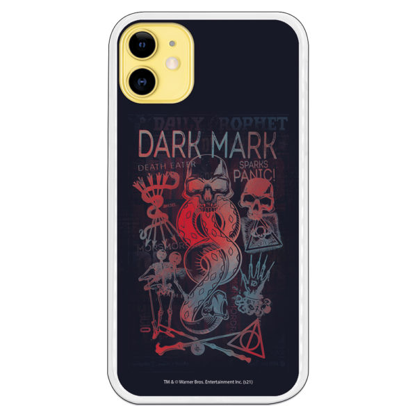 Funda para Xiaomi de Harry Potter La marca Oscura Harry Potter