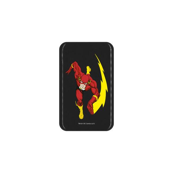 Power Bank 5000mah Flash DC La Liga de la Justicia