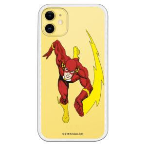 Carcasa Silicona flexible Flash DC Superhéroe