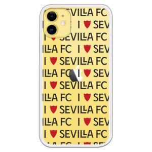 Funda I love Sevilla F.C. Funda Bonita Sevilla